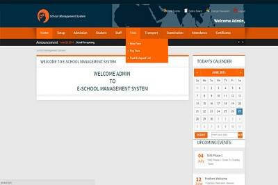 School Management System in Yamee Cluster